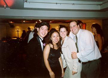 9/23/2000 - EY,Janice, Linda, Albert